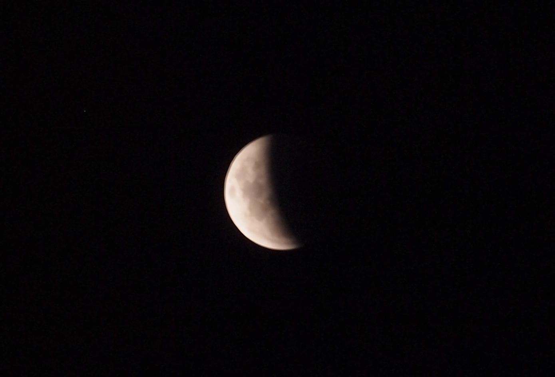 20150404 Lunar Eclipse 1