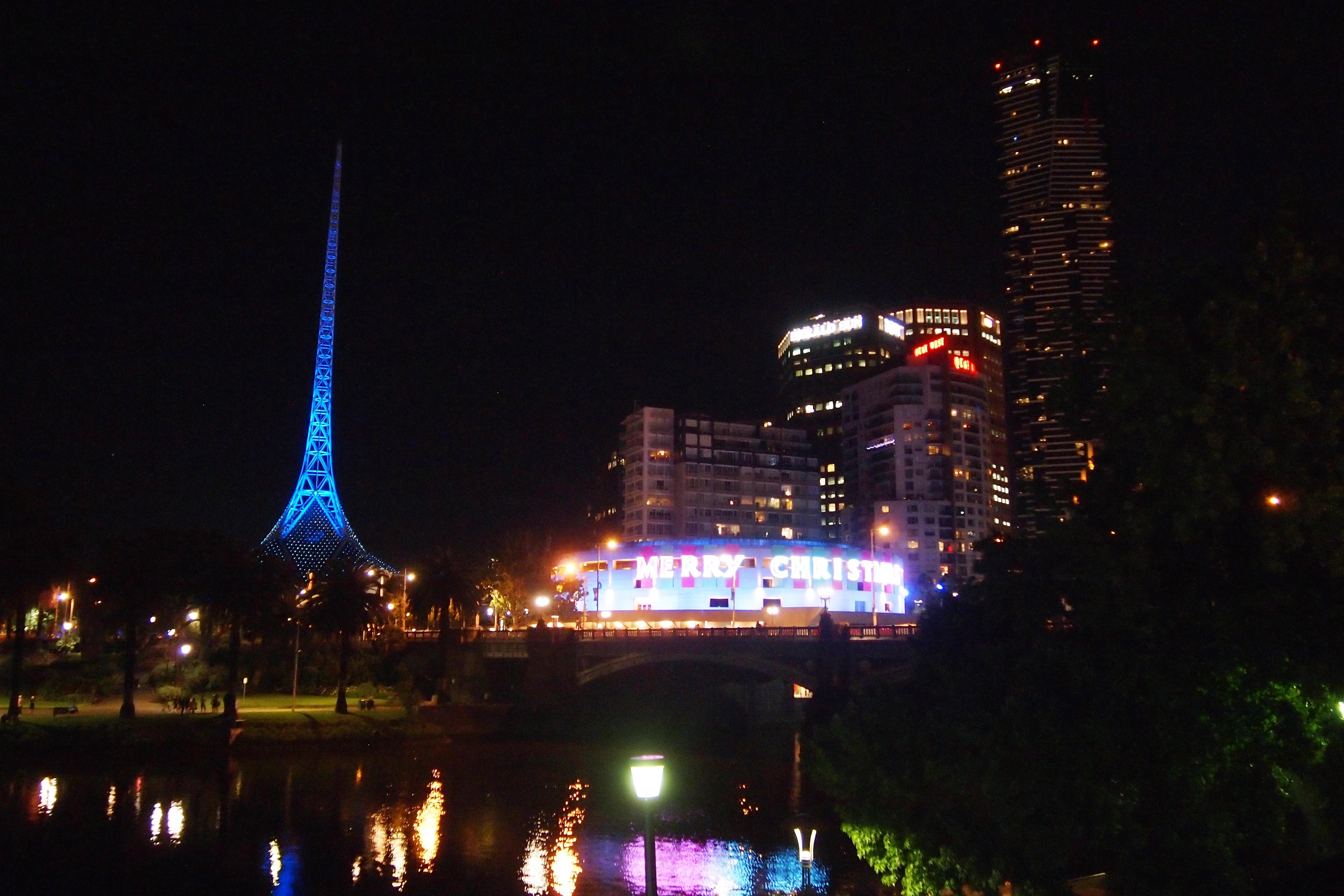 2017 Xmas in Melbourne