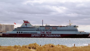 New Spirit of Tasmania