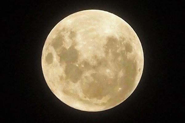 Super Moon 15/11/2016